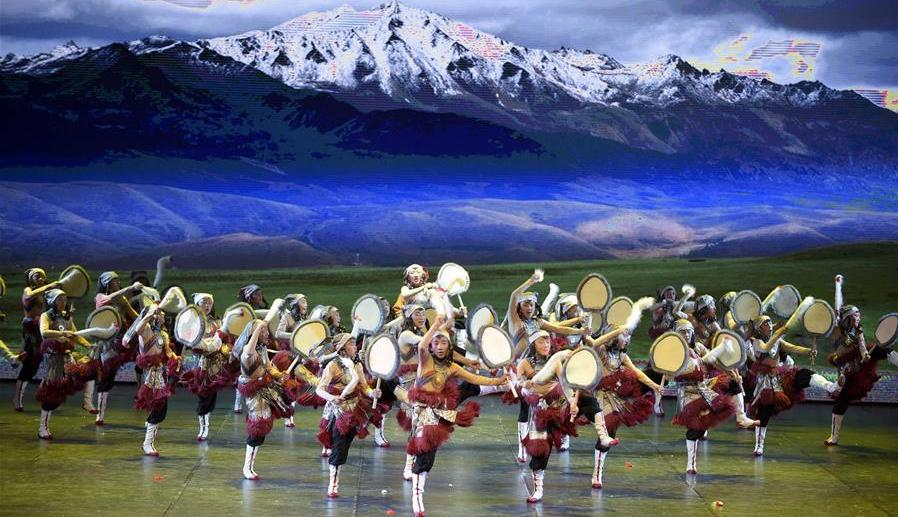 Tibet: new path to prosperity with ancient dance