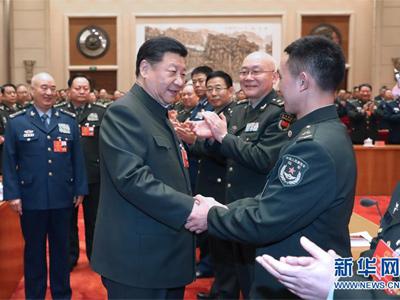 Xi Jinping drängt auf gemeinsame Entwicklung von Armee und Volk