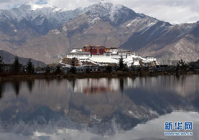 Lhasa: Beliebtes Reiseziel in China