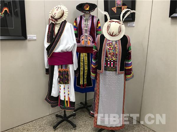 Pema Tibetan's unique costumes on display