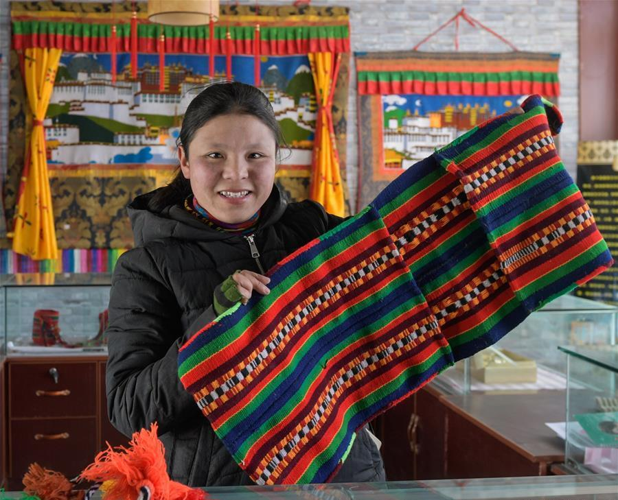 Tibet welcomes 18th listed firm