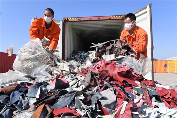 China verstärkt den Kampf gegen die Umweltverschmutzung