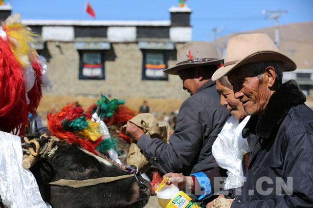 Befreiung der Leibeigenen in Tibet vor 59 Jahren