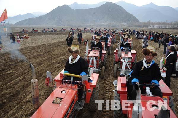 Der 59. Jahrestag der tibetischen Leibeigenen-Befreiung in Daten