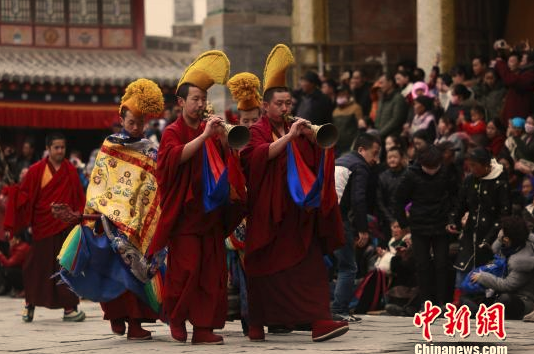 Gebetsveranstaltung findet im Kumbum-Kloster statt