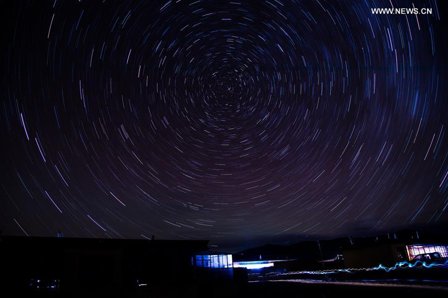Tibet prefectures recognized for dark sky conservation