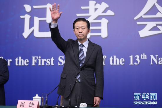 Finanzminister Xiao sichert weitere Steuersenkung zu