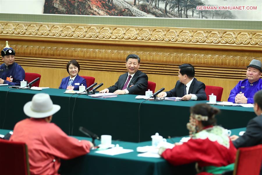 Chinesischer Staatspräsident betont Fokus auf qualitativ hochwertiger Entwicklung