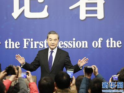 Wang Yi: Diplomatie Chinas in neuer Ära verhilft Fortschritt der Menschheit zu neuen Impulsen