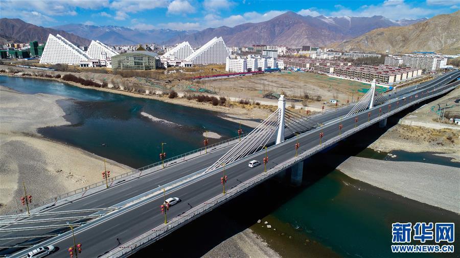 Tibet fördert Entwicklung von Landstraßen