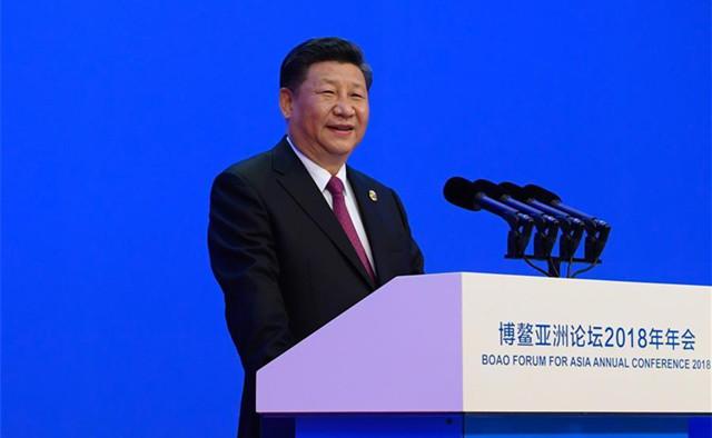 Asienforum: Xi kündigt Öffnungsmaßnahmen an