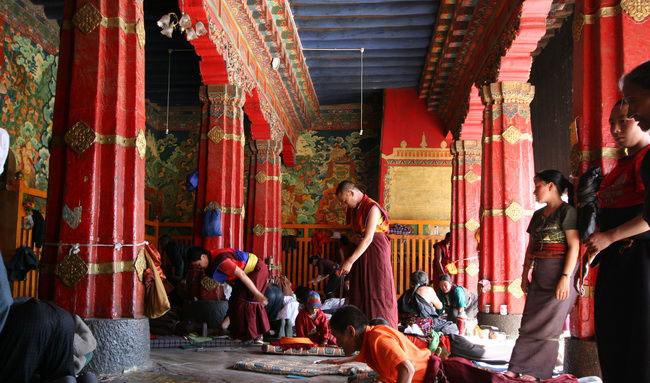 中国的宗教信仰自由:深刻真诚一贯牢固
