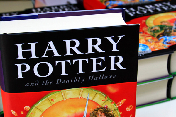 'Harry Potter' celebrates 20th anniversary with new covers