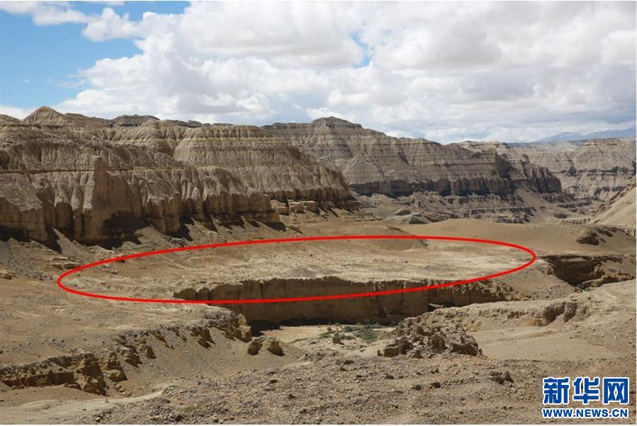 Tibet's earliest tombs unearthed