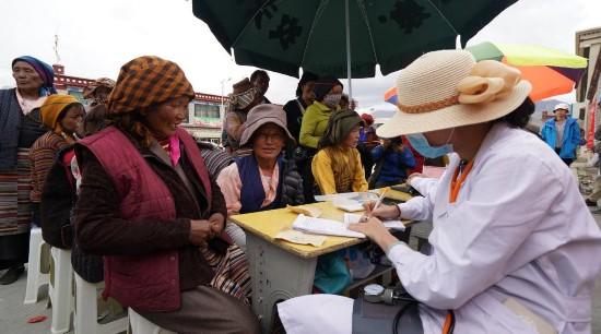 286 kinds of major illnesses treatable within Tibet