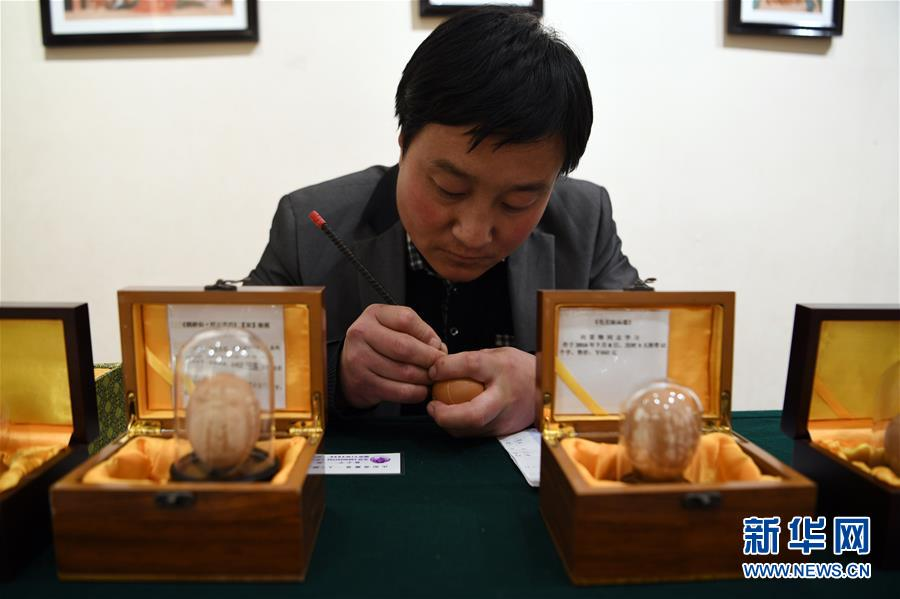 Gansu holds intangible cultural heritage exhibition