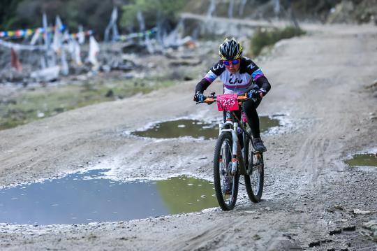 Internationales Tibetisches Mountainbike-Cross-Country-Rennen geht bald los