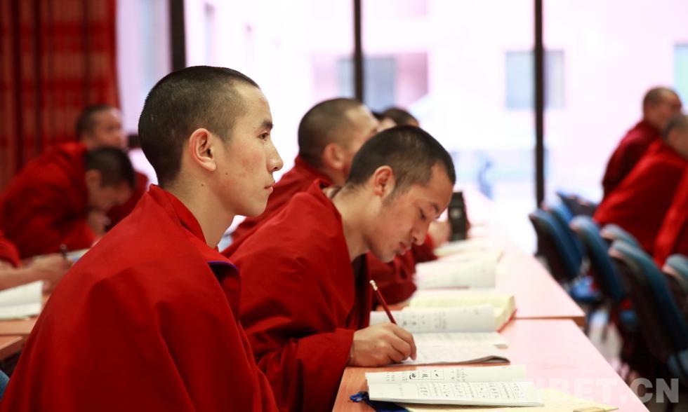 Studium der Mönche