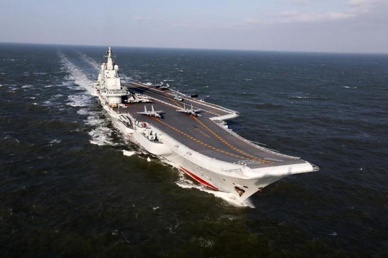 Die Seeparade zeigt die wachsenden Fähigkeiten der Marine