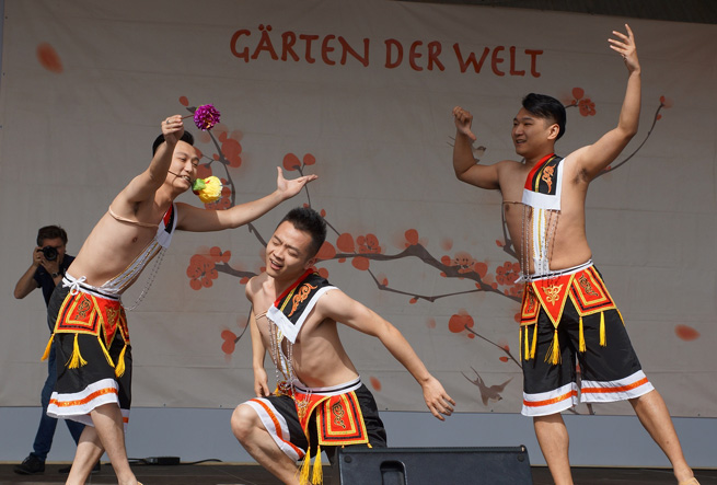Kulturfestival der chinesischen Provinz Hubei in Berlin eröffnet