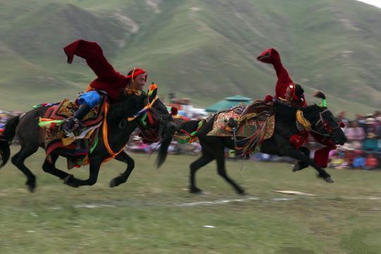 Qinghai: Investitionen von über 2 Mrd. Yuan für Tibet-Qiang-Yi-Kulturindustriekorridor