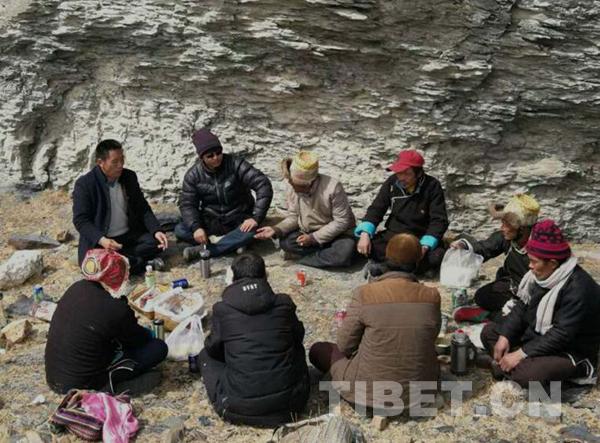 自治区党委统战部驻村工作队做准做实驻村工作