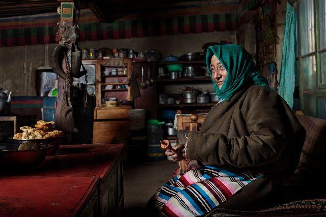 Tibet-Fotos einer chinesischen Fotografin mit britischen und amerikanischen Preisen ausgezeichnet