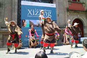 """Ausstellung """"Schönes Tibet"""" wird in Mexiko eröffnet"""