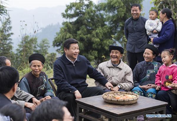 Chinesische Führung verstärkt Kampf gegen Armut