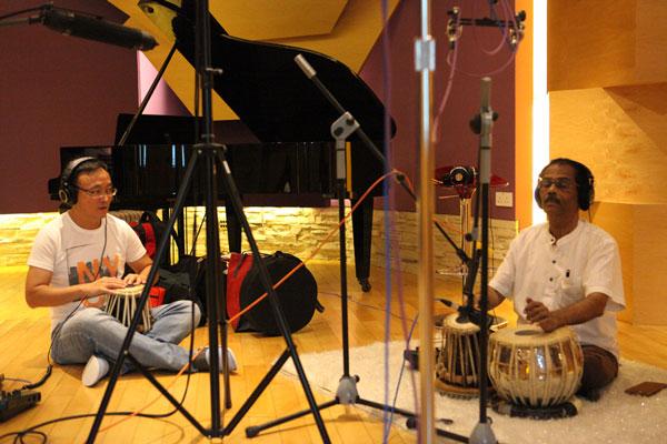 Chinese producer, Singaporean artist capture sound of Himalaya