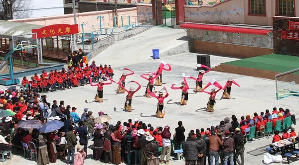 """Sichuan: ?Kulturschamus"""" vor die Haustür der Tibeter gebracht"""
