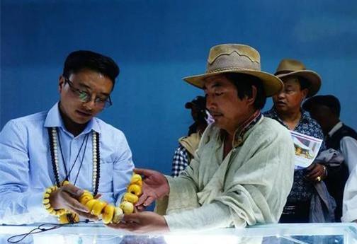 Ein Tibeter aus Qinghai und seine Karriere