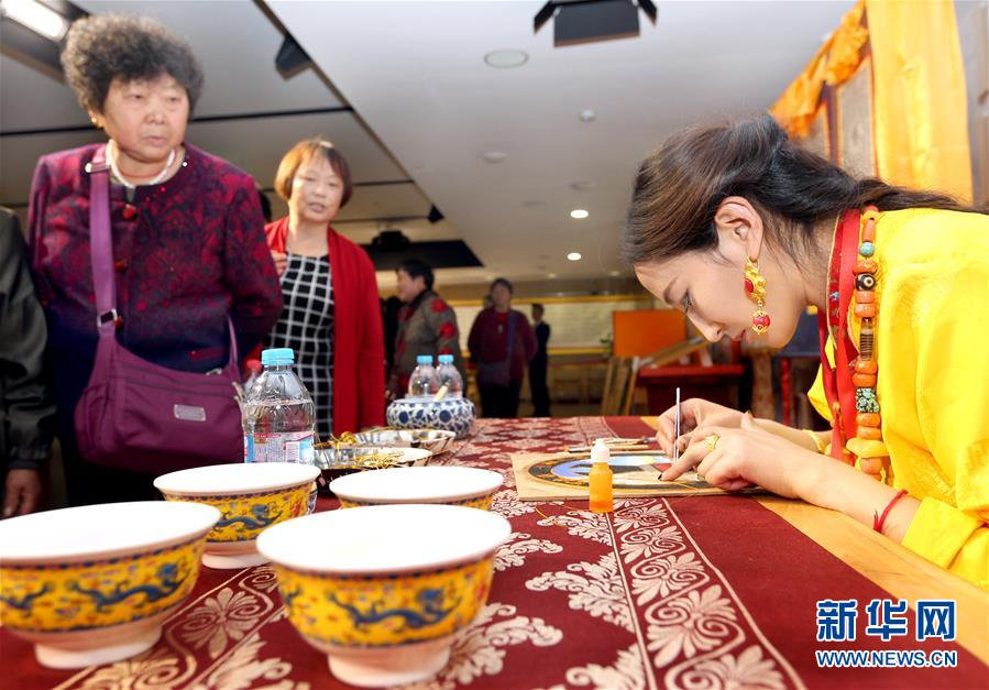 Qinghai's characteristic culture on display in Shanghai