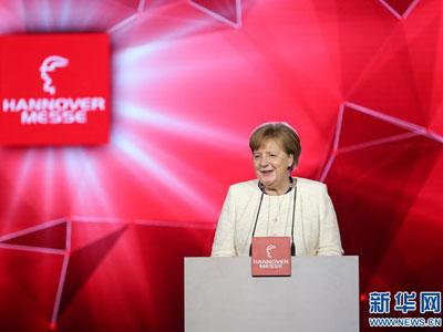 Weltgrößte Industriemesse in Hannover eröffnet
