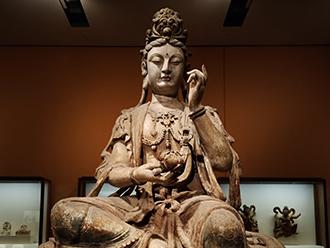 古代佛教造像的艺术魅力