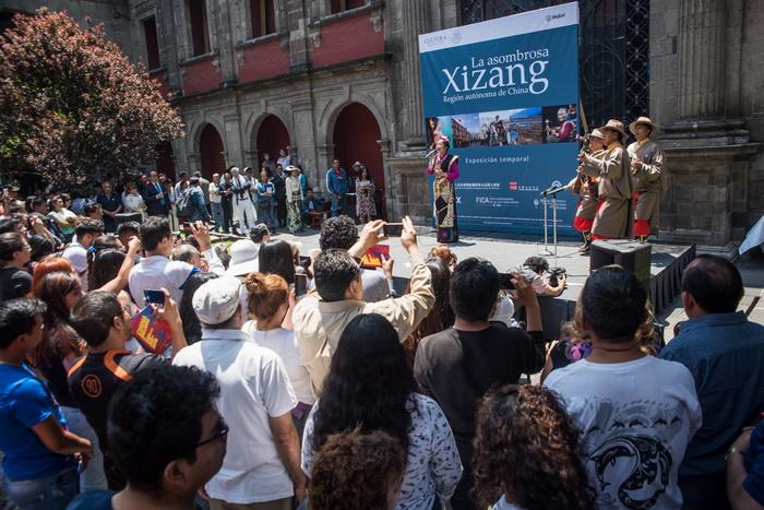"""""""中国西藏·扎西德勒""""墨西哥文化交流圆满成功"""