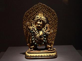 西藏风格佛教造像
