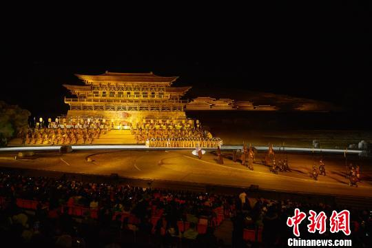 Tibet invests 200 million yuan to tell historical story