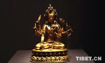 Holzschnitzerei des Gedichts des sechsten Dalai Lama fertig aufbereitet