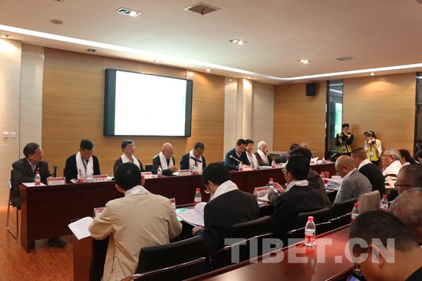 Hochrangiges Forum zum Dialog des Buddhismus von drei Systemen hat erfolgreich stattgefunden