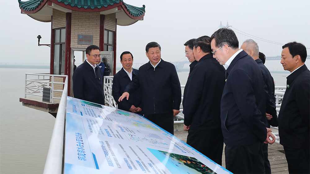 Xi urges stronger independent innovation capacity