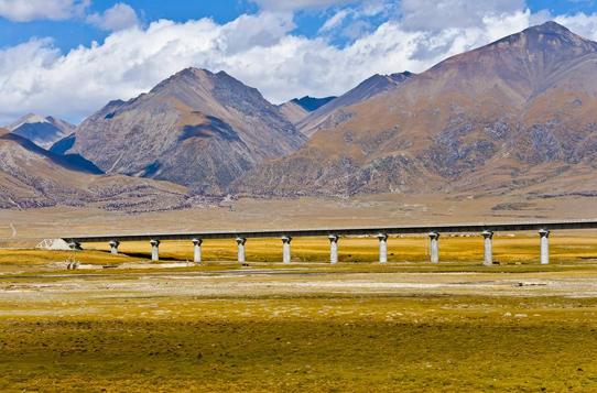 Wind erosion decreasing along Qinghai-Tibet Railway: scientists