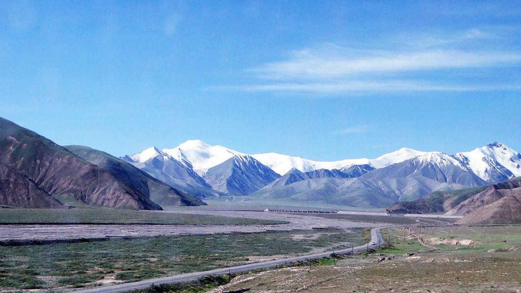 [Musik Video] Das Qinghai-Tibet-Plateau