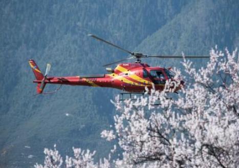 Große Brahmaputra-Schlucht startet Landschaftsschaubestaunen aus der Luft