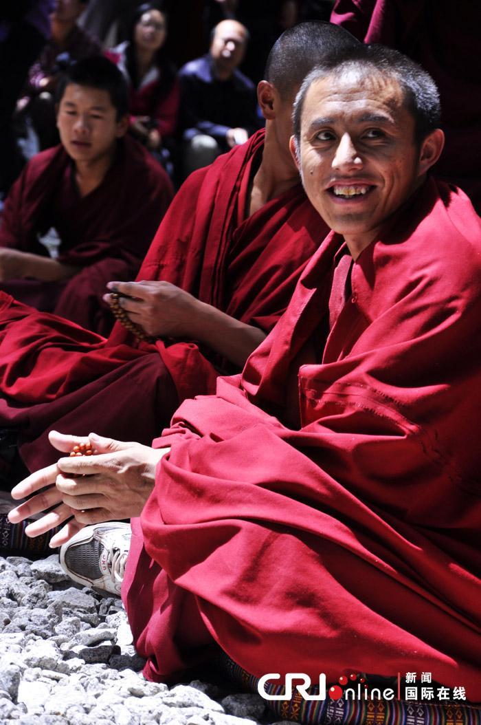 Die buddhistische Debatte im tibetischen Sera-Kloster_Artikel_China ...