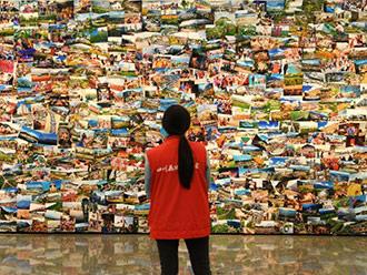 350幅摄影作品呈现汶川震后重建成就