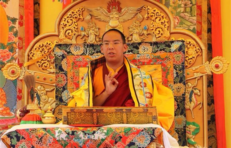 Gedenkrede des 11. Panchen Lama zum 10. Jahrestag des Erdbebens von Wenchuan
