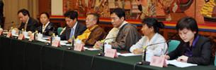 Tibet-Delegation besucht die USA