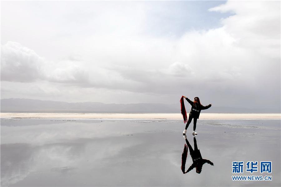 China's Chaka Salt Lake opens