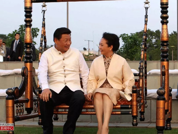 Die Liebesgeschichte von Xi Jinping und Peng Liyuan